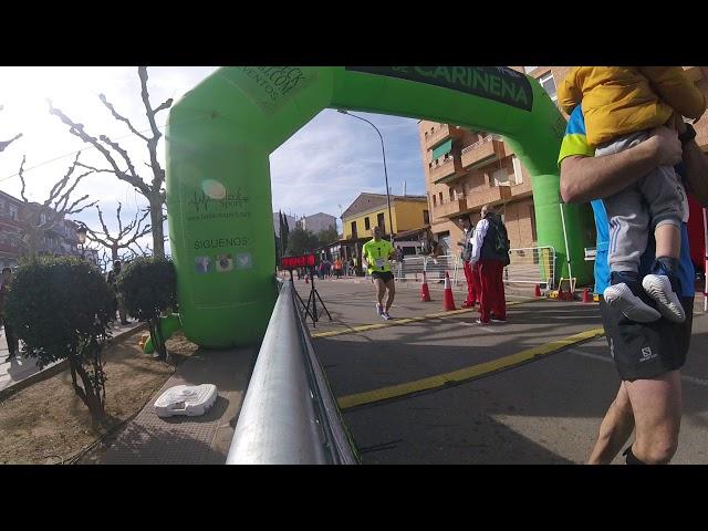 Entrada meta 5K 10K Cariñena 2019-3