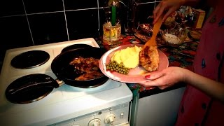 Минтай Рецепт жареный из филе рыбы, что и как приготовить минтай на обед дома вкусное второе блюда(Минтай жареный Рецепт блюда из филе минтая жареного на сковороде. Рецепт простой как приготовить минтай..., 2015-02-06T17:54:34.000Z)