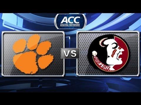 Clemson vs Florida State Highlights - 2012