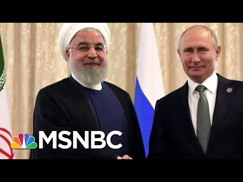 Why It Matters That Iran Broke Its Promise On Enriched Uranium | Velshi & Ruhle | MSNBC