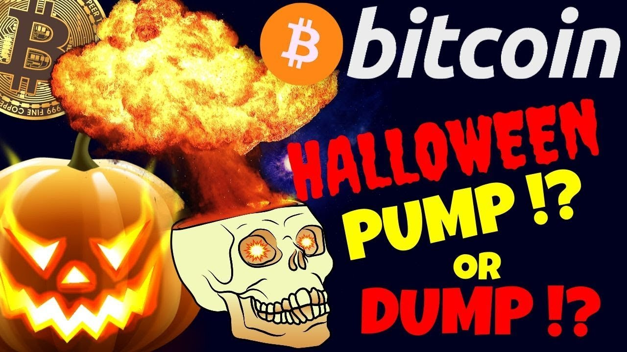 🔥 BITCOIN HALLOWEEN PUMP or DUMP ?🔥bitcoin litecoin price prediction, analysis, news, trading