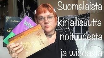 Suomalainen kirjallisuus noituudesta ja wiccasta