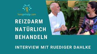 Reizdarm Therapie: Dr. Ruediger Dahlke spricht über Darmgesundheit, Darmprobleme & Morbus Crohn