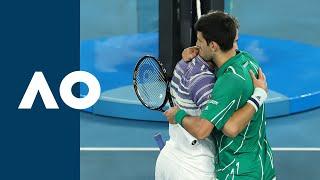 Novak Djokovic Vs Dominic Thiem - Extended Highlights   Australian Open 2020 Final