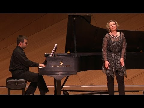 Utterance Ritual Expression: Why Singing Makes Us Human with Susan Narucki -- To Be Musical