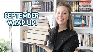 September Wrap Up! (Biggest of the Year!)