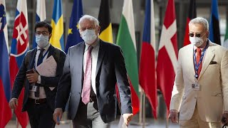 Евросоюз предъявил Турции список претензий