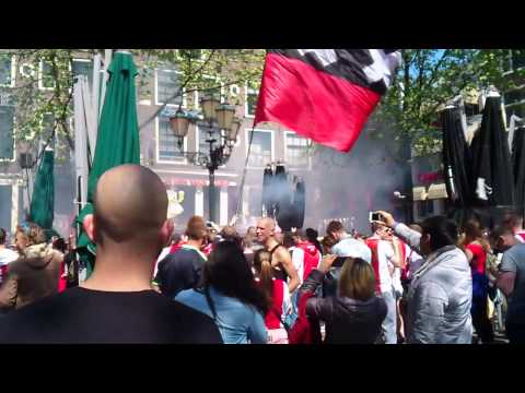 Ajax Willem 2 Leidseplein #32