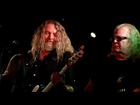 Kentucky Head Hunters - 'Deep South Blues Again' - Manchester 08/10/17