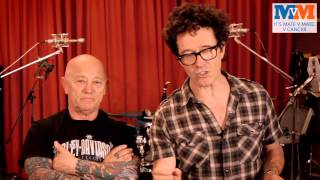 Mark Gable (Choirboys) vs Angry Anderson (Rose Tattoo) Mate V Mate Challenge!
