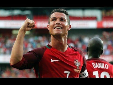 Cristiano Ronaldo ● best skills & goals ● Euro 2016
