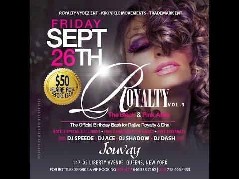 September Jouvay Royalty Vol