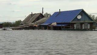 В Хабаровском крае растет число подтопленных населенных пунктов.