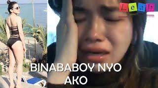 Sugar Mercado a Ex - Sexbomb Crying - Binababoy niyo ako