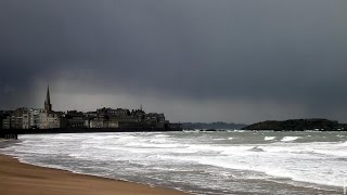 BRETAGNE 2/2 France Dinan Cancale Saint Malo