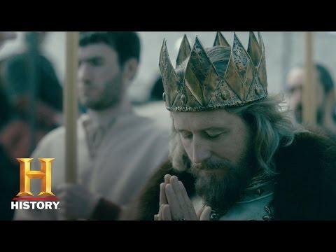 Vikings: Season 4 Character CatchUp  King Ecbert Linus Roache  History
