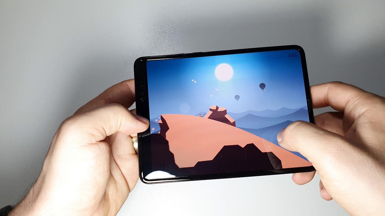 Alto's Odyssey   Samsung FOLD gameplay - YouTube