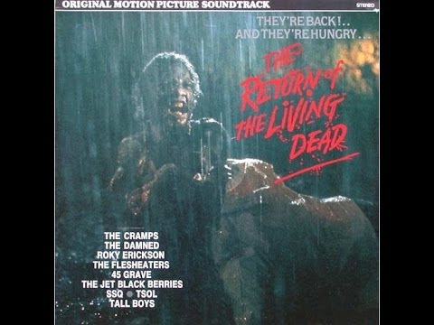 Return Of The Living Dead 2 Soundtrack