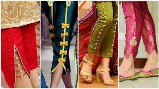 #Palazzo #trouser #pantsdesign Latest trouser/pants/Palazzo design for kurti | Fashionable Salwar |