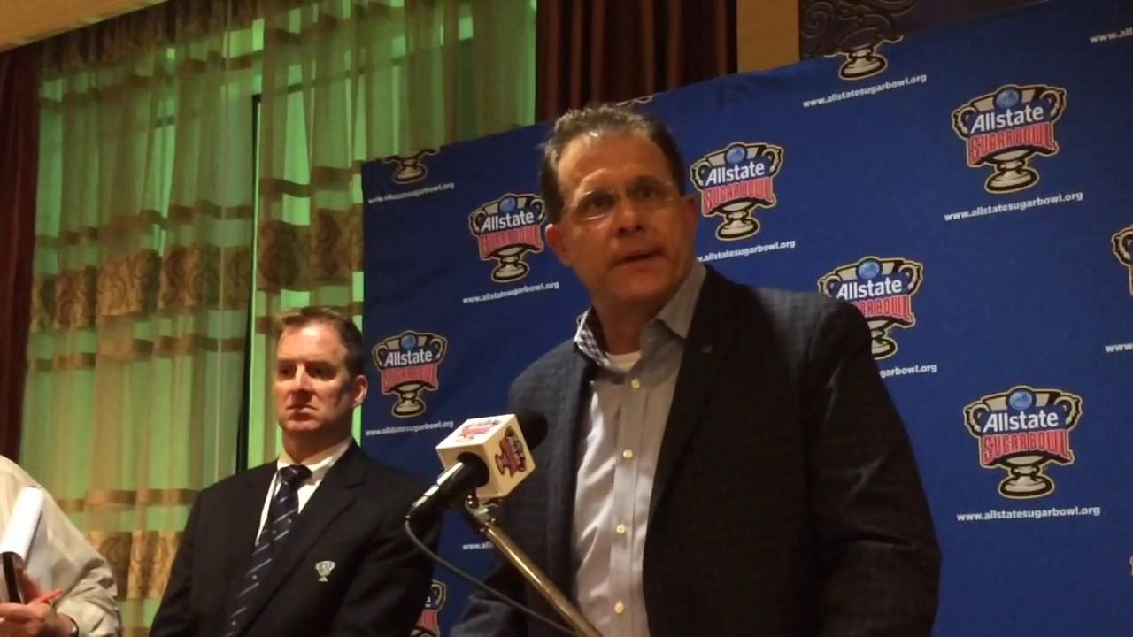 OU Update Sugar Bowl preview: Auburn coach Malzahn talks ...