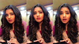 Anupama Parameswaran Anthena Cute Dubsmash