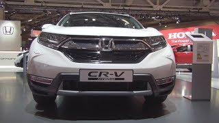 Honda CR-V Hybrid 2.0 i-MMD 4WD Executive (2019) Exterior and Interior