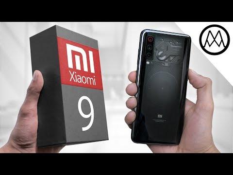 Xiaomi Mi 9 UNBOXING!