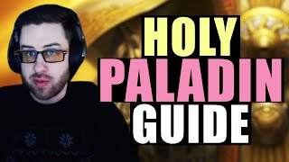 Cdew's Guide to Holy Paladin PVP in Shadowlands