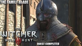 The Witcher 3: Wild Hunt - Let's Play - The Family Blade