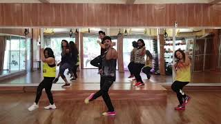 Yeah Baby Reflx Garry Sandhu - BollyBeats & zumba  choreography by suresh sonawane  (SFC) new Mumbai
