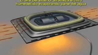 Climatizador Neil - Sistema de Pre enfriado Mp3
