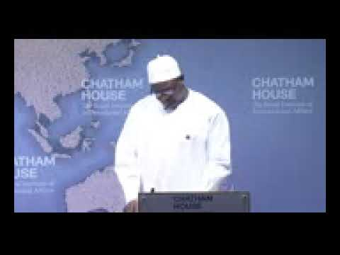 Shaping The Gambia's Future (Adama Barrow)