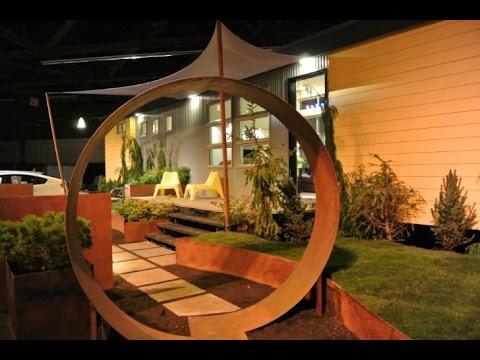 See Ideabox & Ikea's Hip Modern Prefab At The Portland Home