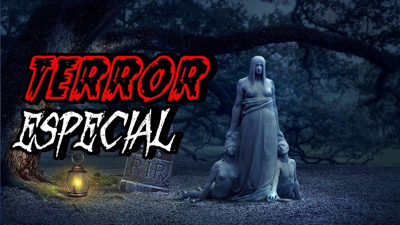1 Hora de Miedo   Especial 6 Historias de Terror