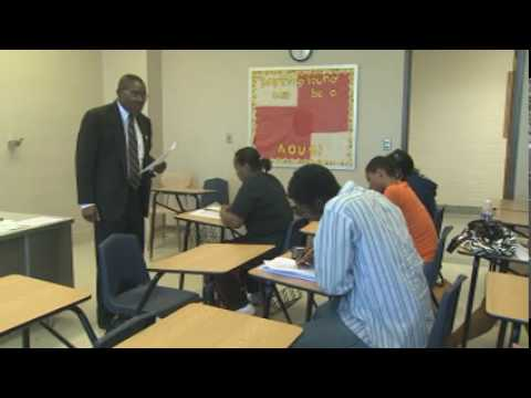 OETA Story on Next Liberian President? aired on 05/07/10