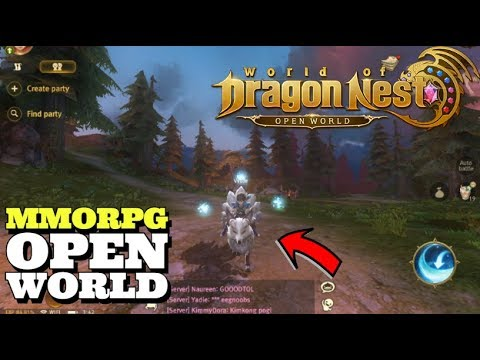 [LIVE 913] REVIEW SEMUA FITURNYA - WORLD OF DRAGON NEST - MMORPG ANDROID