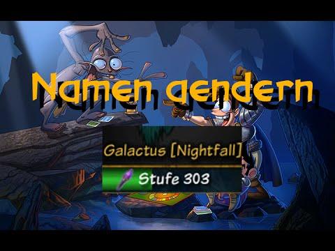 Stargames Name Andern