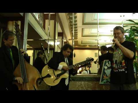 """SHINY STOCKINGS"": JON BURR, HOWARD ALDEN, MENNO DAAMS (Oct. 4, 2013)"