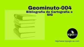 CARTOGRAFIA E SIG  BIBLIOGRAFIA004
