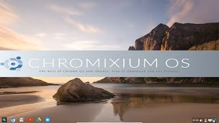 Chromixium OS 1.5 - Quick Review -