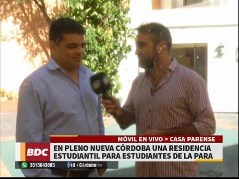 Casa Parense, Residencia Estudiantil En Pleno Nueva Córdoba