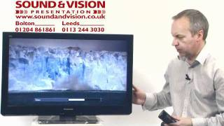 Panasonic TX-L32C3B(TXL32C3B)Video Review-Cheap Freeview HD