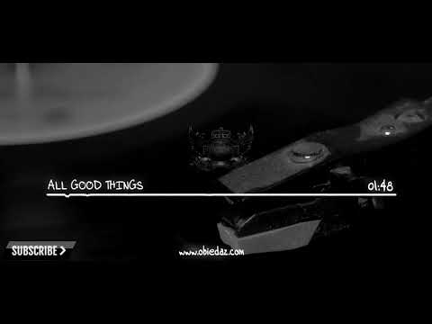 "90s Oldschool Boom-bap Rap Instrumental ""All Good Things"" [SOLD]"