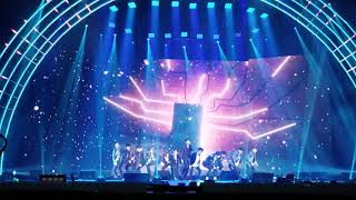 Download Video GOT7 EYES ON YOU 2018 TOUR IN LA - SKYWAY MP3 3GP MP4