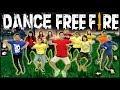 FREE FIRE DANCE - GARENA FREE FIRE - CHOREOGRAPHY BY DIEGO TAKUPAZ - TIK TOK - LUCU