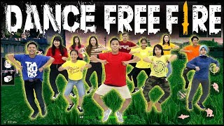 Download Mp3 Free Fire Dance - Garena Free Fire - Choreography By Diego Takupaz - Tik Tok - L