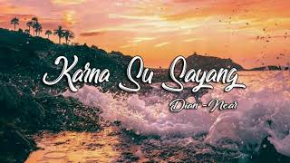 Vicky salamor KARNA SU SAYANG . Lagu pop Ambon terbaru 2018
