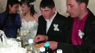Тимур и Ирина свадьба Южной Осетии часть 1