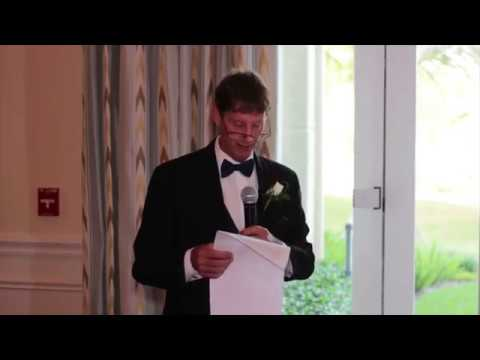 Best Man Speech Finishing Toast