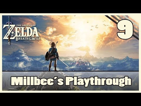 Breath of the Wild | Master Millbee Mode - Part 9 [Live Stream]